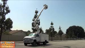 2007 chevrolet c5500 4x4 altec at37 g 42 u0027 bucket truck for sale