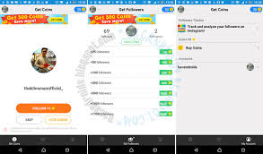 followers apk getfollowers 5000 followers for instagram apk for android baca