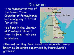 Delaware long travel images Chapter 3 colonial america ppt video online download jpg