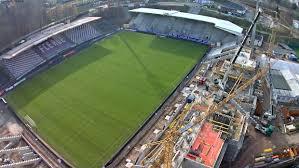Sparkasse Bad Schandau Gestaltungskonzept Neubau Sparkassen Erzgebirgsstadion Aue Phase
