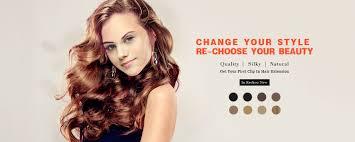 Hair Extensions Procedure by Rechoo Clip In Hair Extensions U0026 Wigs Rechoo Com