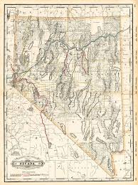 map of oregon nevada 20 best nevada images on nevada maps and antique maps