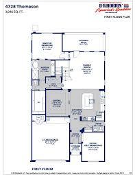 dr horton floor plan house plan thomason min floor for dr horton home distinctive charvoo