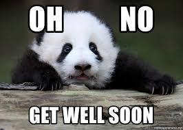 Meme Get Well Soon - get well soon meme generator mne vse pohuj
