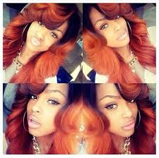 dyed weave hairstyles pinterest cravingshay colored hair pinterest hair tape