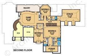 castle hill residential house plan luxury house plan