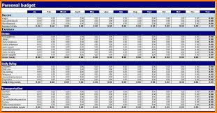 Budget Template Excel Personal Budget Template Personal Monthly Budget Income Template