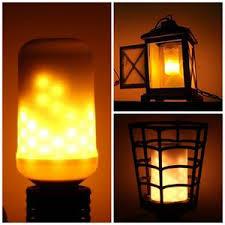 why led light bulbs flicker flickering flames led light bulbs tfl bazaar