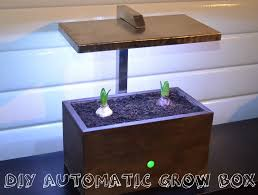 diy arduino automatic grow box grow boxes crop rotation and gardens