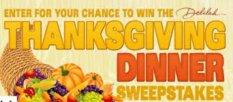 win a 500 gift card s thanksgiving dinner giveaway