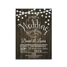 wedding reception only invitations cheap wedding reception invitations meichu2017 me