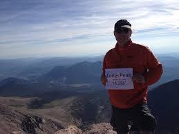Longs Longs Peak A Runner U0027s Story