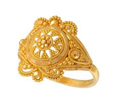 girls gold rings images Stylish jewellery indian gold rings designs for girls jpg