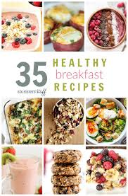 35 healthy breakfast recipes u2013 six sisters u0027 stuff