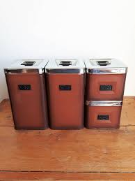 retro canisters kitchen vintage canisters vintage canister set retro canisters vintage