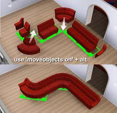 mod the sims modular sofa