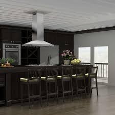 stainless island gl2i 400 u2014 zline kitchen