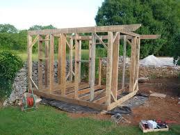 cabine de plage bois abri de jardin en bois cabane de jardin la construction épisode2
