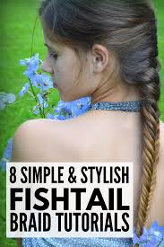 the fishtail braid 8 hairstyles for long hair meraki lane