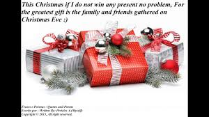 greatest gift in this christmas family and friends quotes and