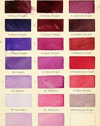 51 best color names pantone the bird based color system that eventually became pantone