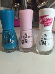 products nail polishes