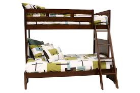 kensington twin full bunk bed mor furniture for less