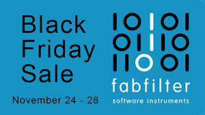 black friday cyber monday black friday cyber monday fabfilter 25 off select products