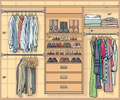 Normal Size Of A Master Bedroom Read This Before You Redo Your Bedroom Closet Popular Pins