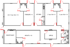 daycare floor plan design image of day care center floor plans daycare center blueprints floor