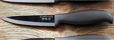 lakeland kitchen knives lakeland ceramic utility knife review