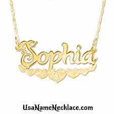 necklace length names images Usa name necklace united states usanamenecklace gif
