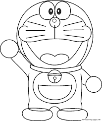 cartoon s doraemonb04e coloring pages printable