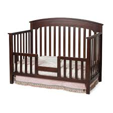 Safe Sleeper Convertible Crib Bed Rail by Crib Rail For Toddler Bed All About Crib