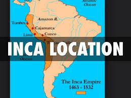 Aztec Empire Map Inca And Aztec Empire By Stanley Acosta