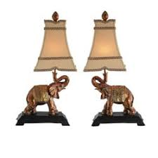 Elephant Table Lamp with 27 Inch Bronze Elephant Table Lamp Free Shipping Today