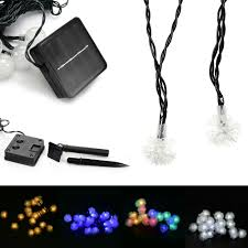 Solar Powered String Lights Patio by Online Get Cheap Solar Powered Patio Lights Aliexpress Com