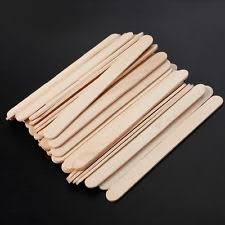 popsicle stick craft wooden pieces ebay