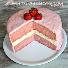 strawberry cheesecake cake 9 jpg