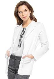 allen s hospital uniforms cherokee 28 women s lab coat 2317