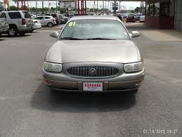 used 2001 buick lesabre custom wichita ks carbanc auto sales