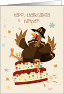general birthday on thanksgiving cards from greeting card universe