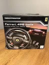 458 italia wheel for xbox 360 thrustmaster 458 italia racing wheel for xbox 360 w box