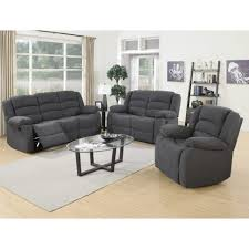 Cheap Recliner Sofas For Sale Living Room Best Leather Recliner Gray Leather Large