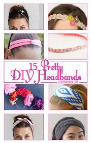 pretty headbands 15 pretty diy headbands window