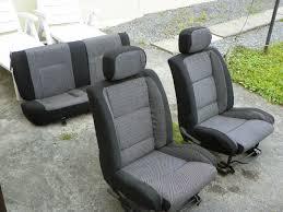 siege 5 gt turbo vends interieur gt turbo ph1 ph2 divers siège arrière