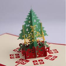 aliexpress com buy 3d laser cut stereoscopic christmas tree