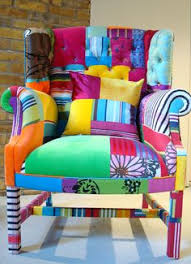 Funky Armchairs 好漂亮的沙发 民族版的 Chairs Pinterest Sewing Rooms