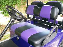 golf cart seat covers ez go velcromag