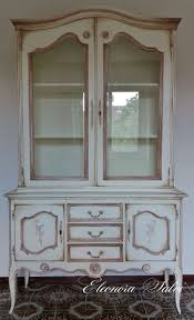 credenze stile shabby 18 best vetrina libreria credenza e comodino stile francese